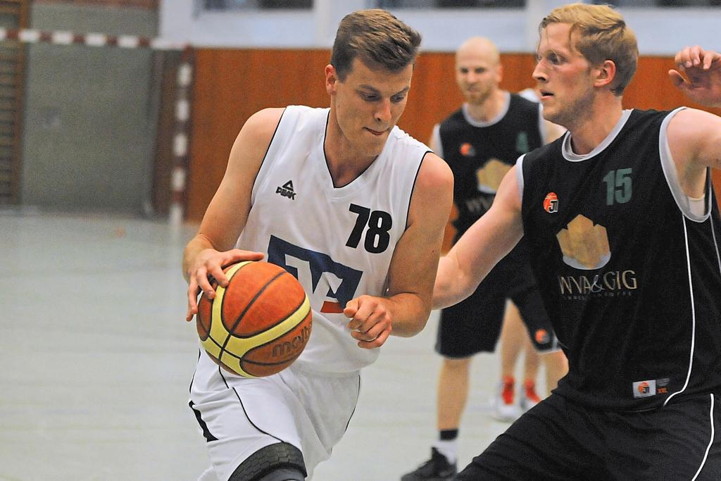 Basketball Trainingslager Telgte Wolbeck Baskets laufen richtig heiss image 1024 width